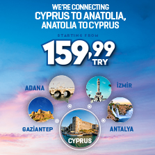 We're Connecting Cyprus to Anatolia, Anatolia to Cyprus