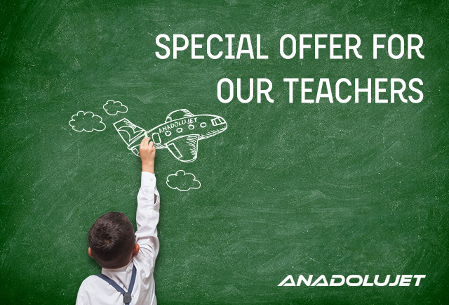 Special Offer For Our Teachers