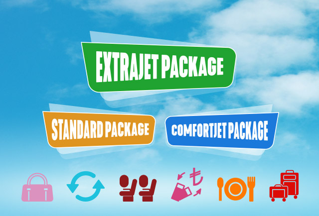 Advantageous Packages From AnadoluJet!