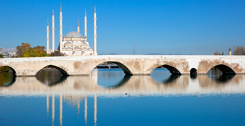 Adana Flight Ticket and City Guide