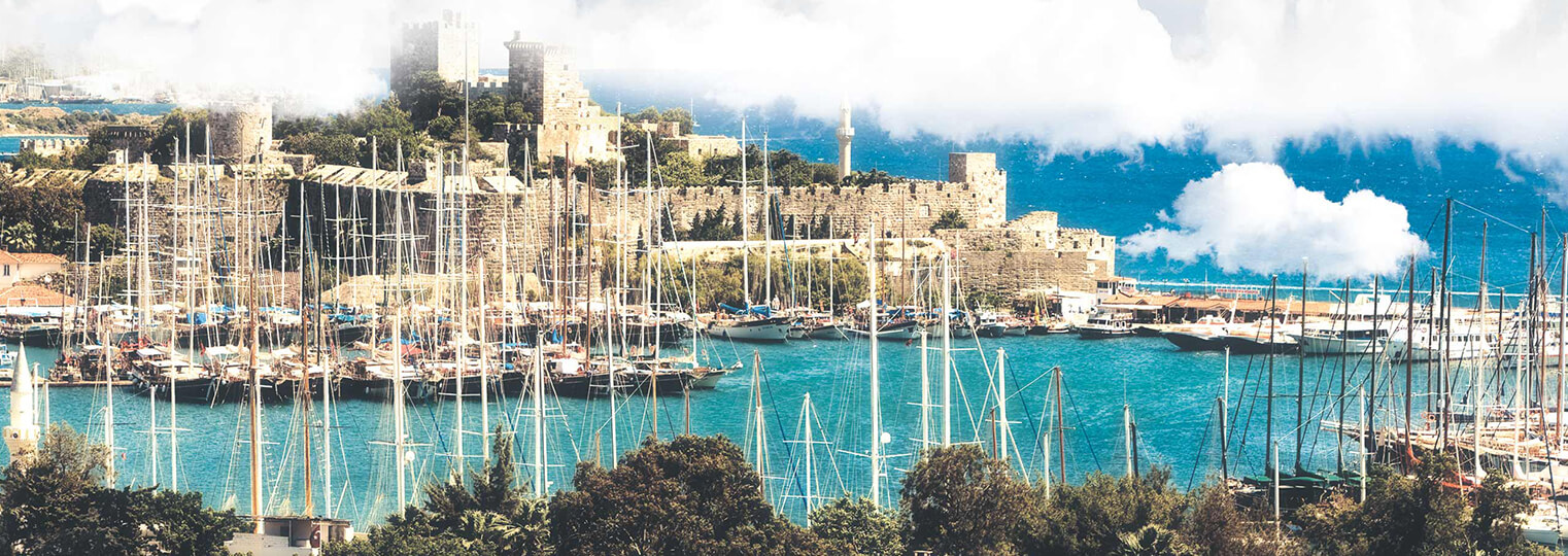 Bodrum Flight Ticket and City Guide