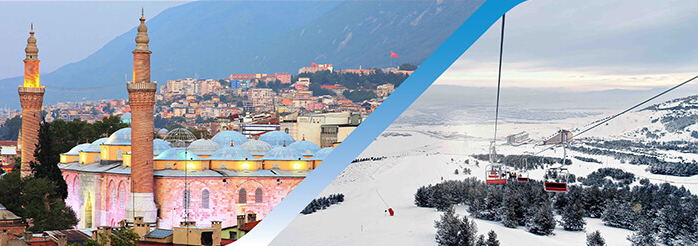 Book Bursa Erzurum Flight Ticket