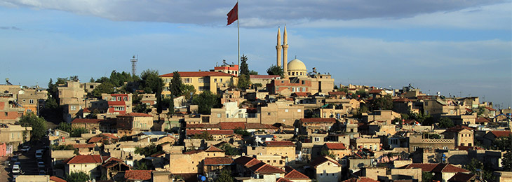 Book Gaziantep Flight Ticket