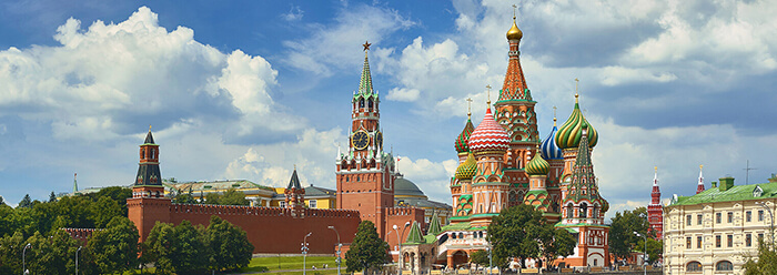Book Moscow Flight Ticket