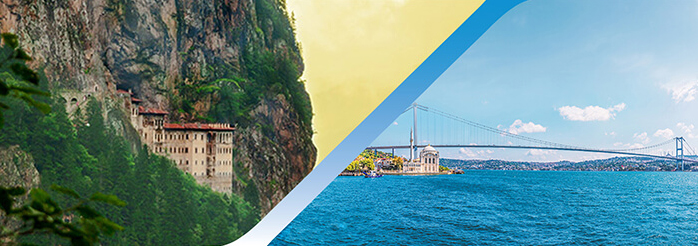 Book Trabzon İstanbul Flight Ticket