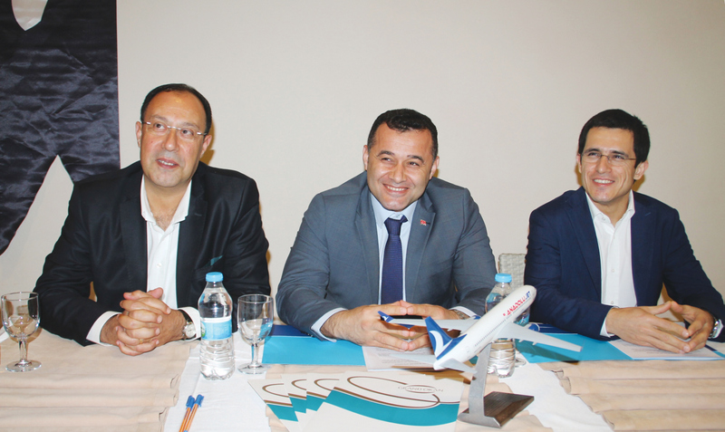 Anadolujet Boosts  Tourism In Alanya