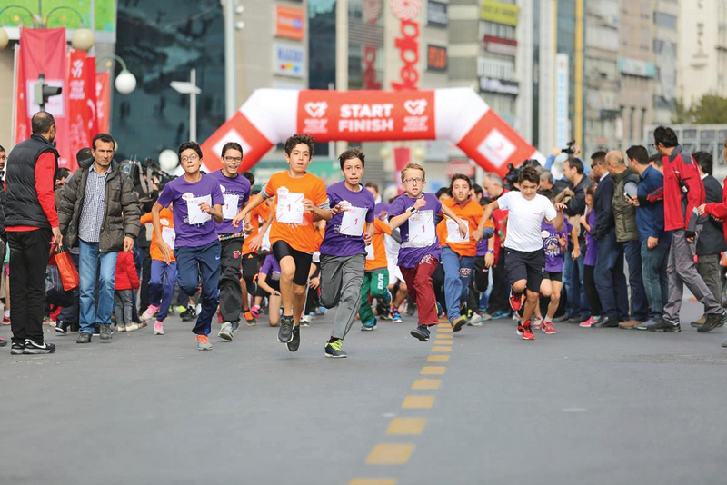 Would You Like to Run for CHARITY?